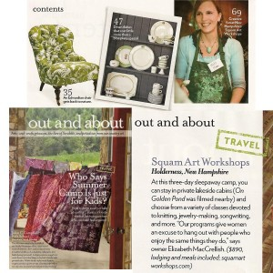Thea Coughlin Photography in Country Living August!