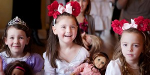 Official American Girl® Hope for Caroline Fashion Show!