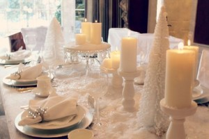 Christmas Ladies Night! {Frosty style…}