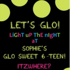 Let's GLO!
