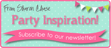 Join our Newsletter for more Party Inspiration!